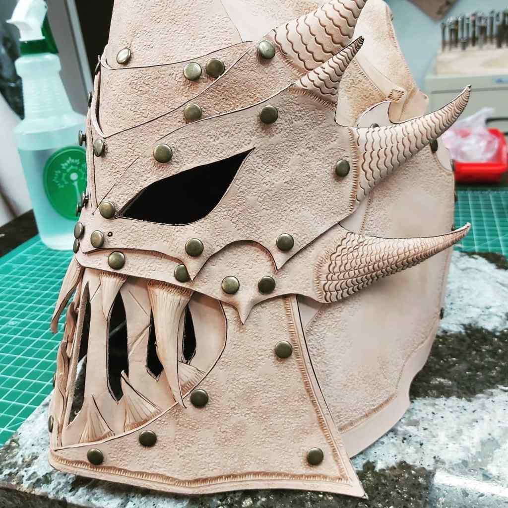 larp mask