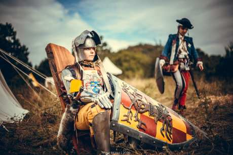 Larp Glamour Shots That Will Make Your Heart Happy