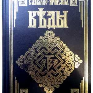 книга Славяно-Арийские Веды