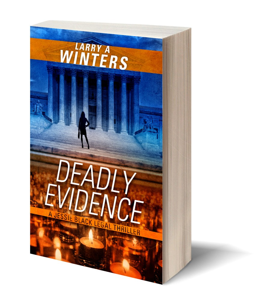 Deadly Evidence (A Jessie Black Legal Thriller)