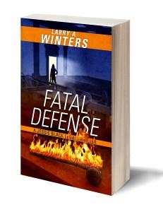 Fatal Defense paperback