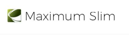 Maximum Slim Logo