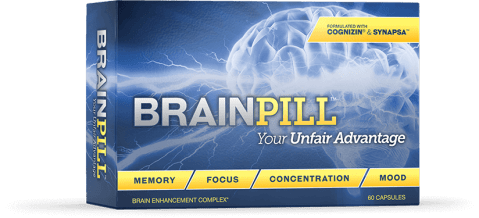 Brain Pill one month supply