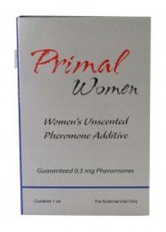 Love Scent Primale Women Pheromone Perfume