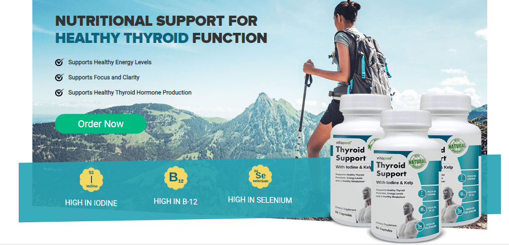 Buy Thyroid Support Online