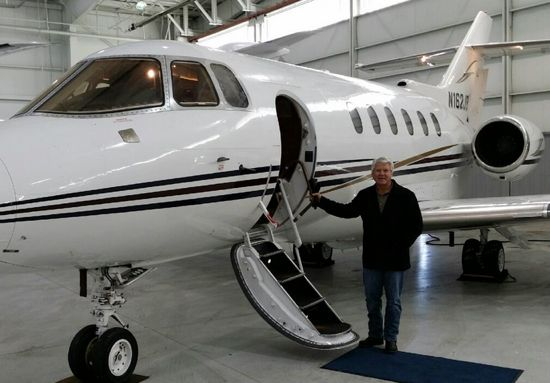 Jimmy Johnson Bought Himself A Private Jet Larry Brown