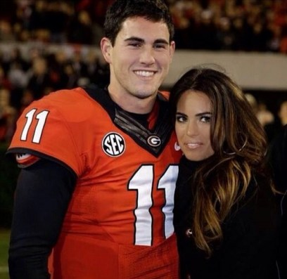Image result for aaron murray and kacie mcdonnell