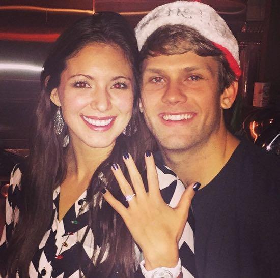 Nicki Meyer Engaged To Georgia Tech Wr Corey Dennis
