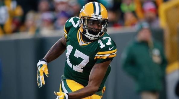 Davante Adams Gets Fantasy Football Boost With Jordy Nelson Injury Larry Brown Sports