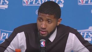 Doc Rivers says no specific minutes limit for Paul George in his return