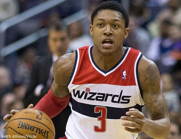 Bradley Beal agrees to two-year max contract extension with Wizards