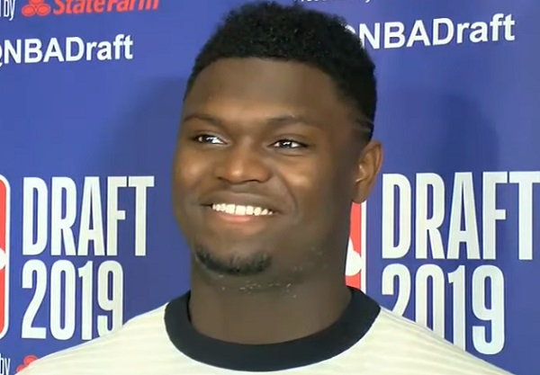 Report: Nike has expressed concern about Zion Williamson