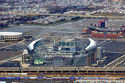 Philadelphia Sports Stadiums