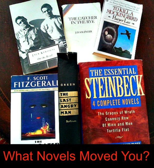 Novels that move