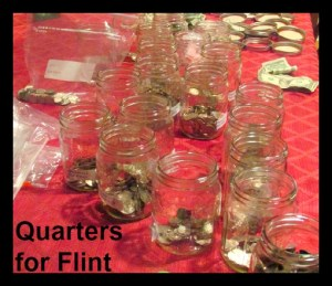 Quarters for Flint