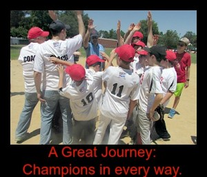 A Great Journey: Champions in every way