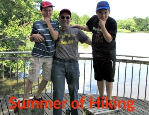 Summer of Hiking