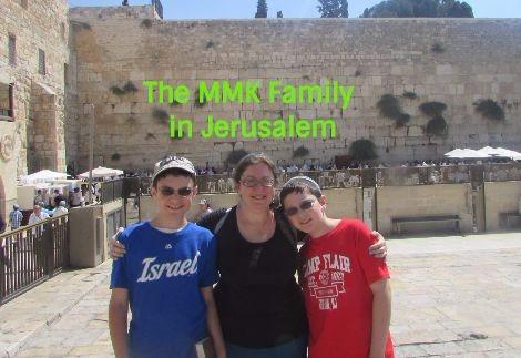 Permanent Vacation - Jerusalem