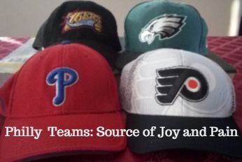 Love and Pain: Rooting for the Philly Sports Teams