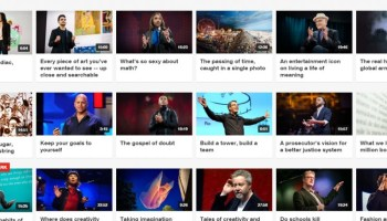 Google Starts TED-Like Talk Video Collection | Larry Ferlazzo's