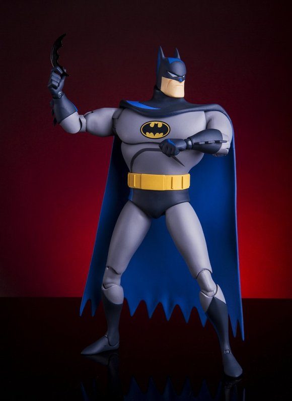 Mondo Hints At Batman The Animated Series Toy Lineup
