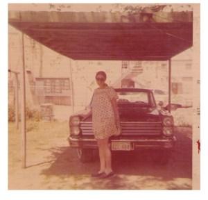 1965 Comet Caliente & wife