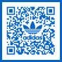 Adidas logo as 2d Barcode
