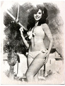 Sheri Schruhl - Miss Nevada and second runner-up Miss America 1970