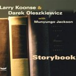 album cover Storybook - Larry Koonse leader