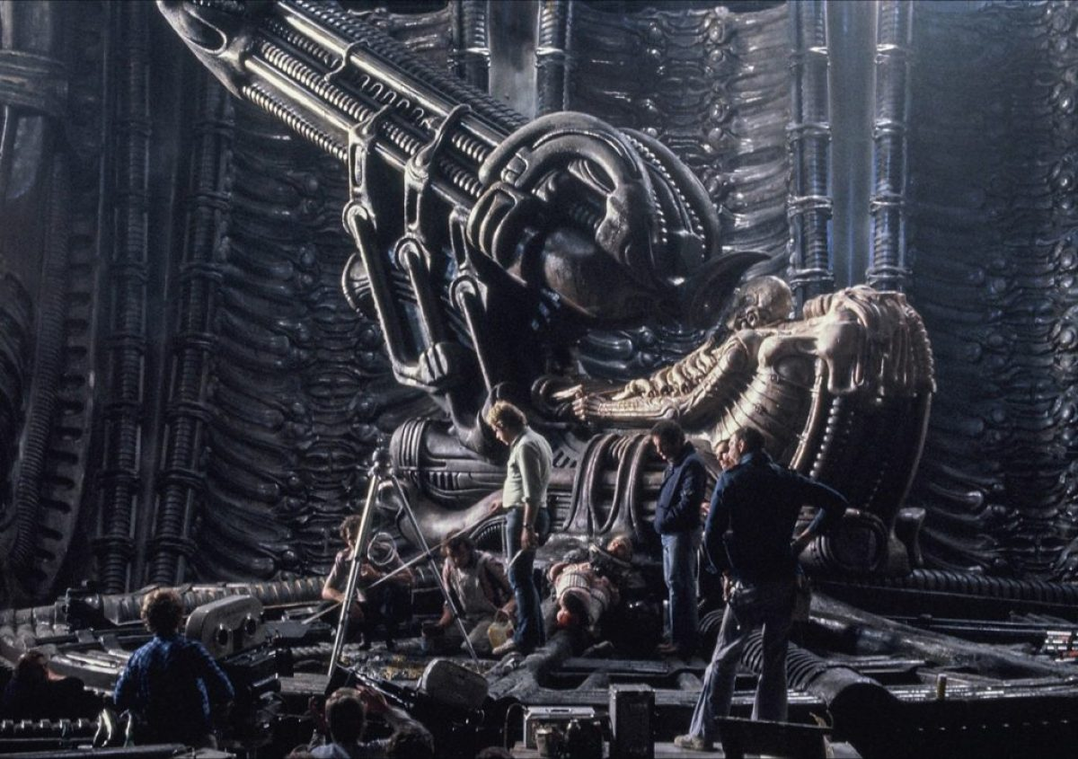 Space Jockey Set from Alien