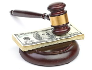 gavel-on-a-stack-of-money
