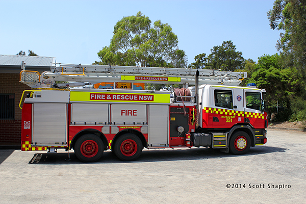 New South Wales Fire & Rescue