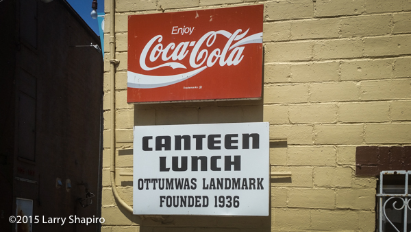 Canteen Lunch in Ottumwa, IA