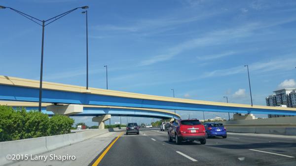 Highway bridges in Florida