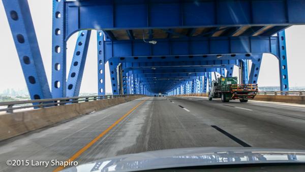 Girard Point Bridge in Philadelphia