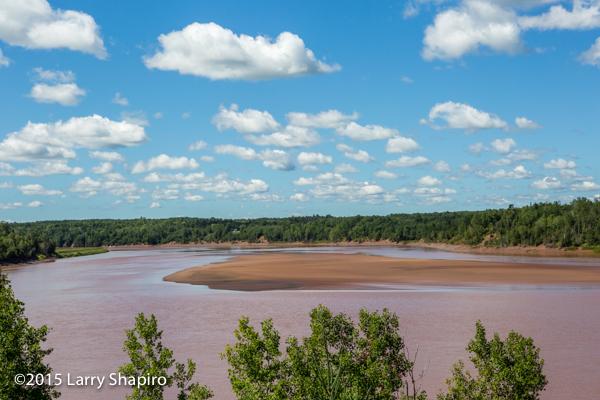 The Shubenacadie River