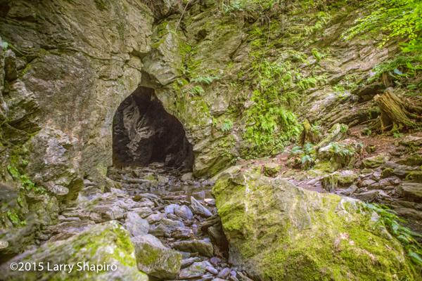 Dover Stone Church cave