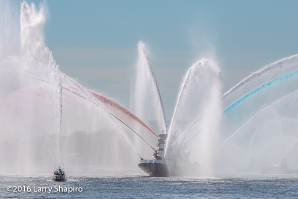 FDNY Blessing of the Fleet 2016