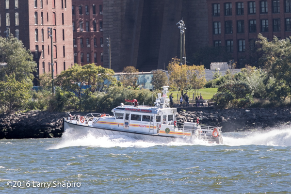 FDNY Fire Boat William Feehan