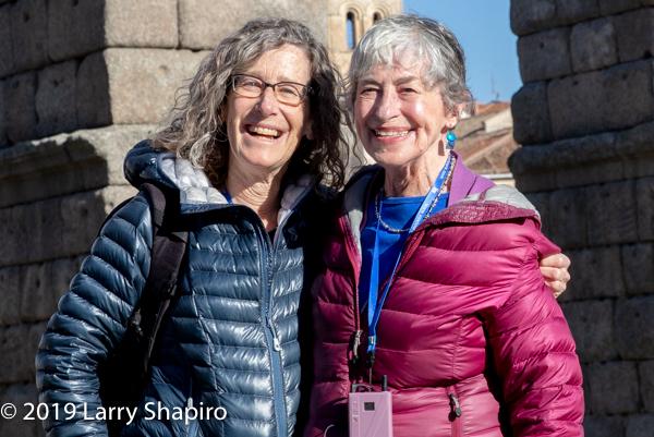 Emily and Helene Rosenberg