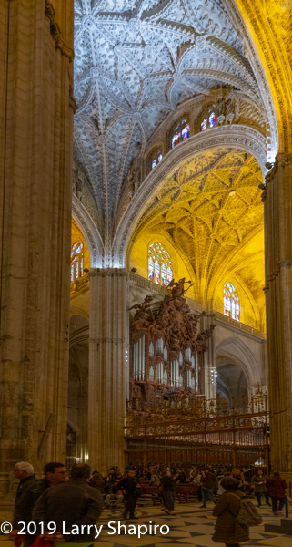 Great Cathedral of Seville Spain