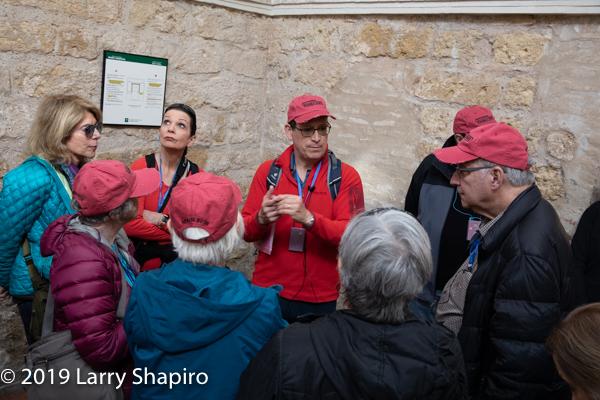 Am Shalom of Glencoe tours Cordoba Spain 2019