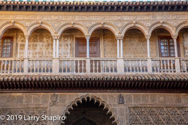 Alcazar Palace in Seville