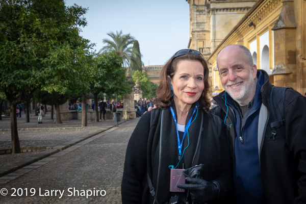 Larry and Dorothy Shapiro