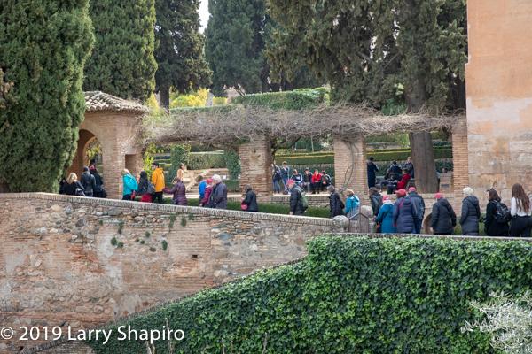 Am Shalom of Glencoe tours Spain 2019