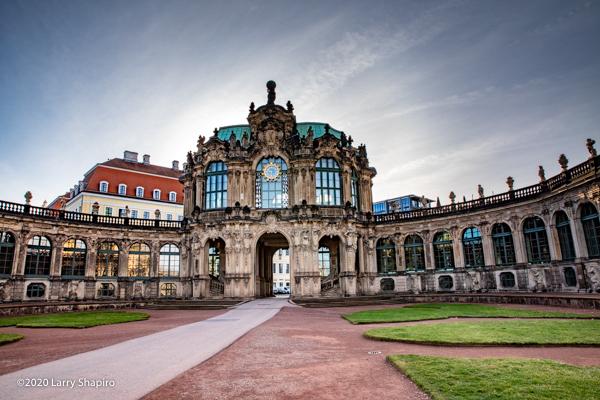 historic Buildings in Dresden