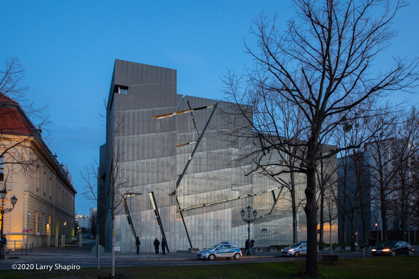 the Jewish Museum of Berlin