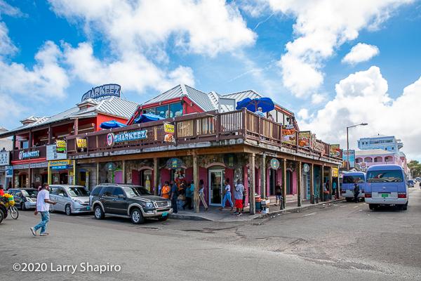 tourist bar in Nassau