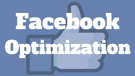 Facebook-Optimization Tips