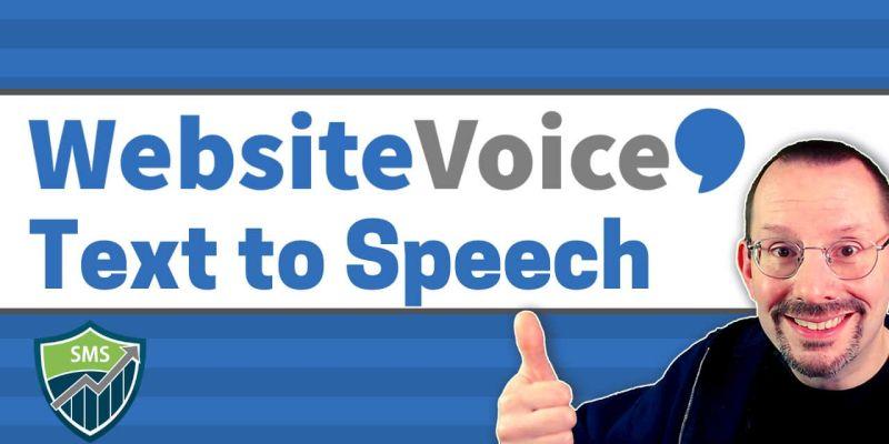 WebsiteVoice text to speech Wordpress plugin